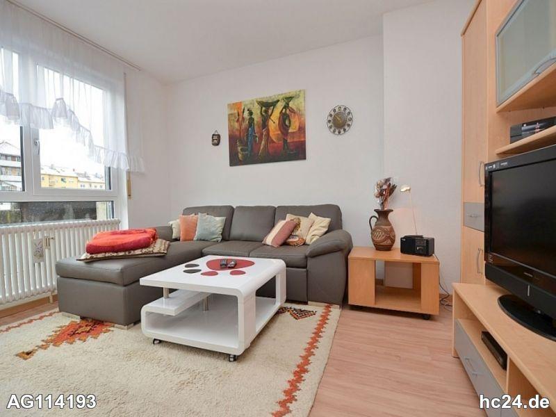 Voll möblierte Wohnung in Stuttgart West